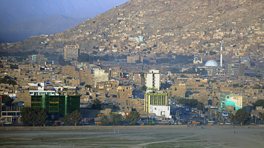 Taliban deny involvement in Kabul bombing that killed 50