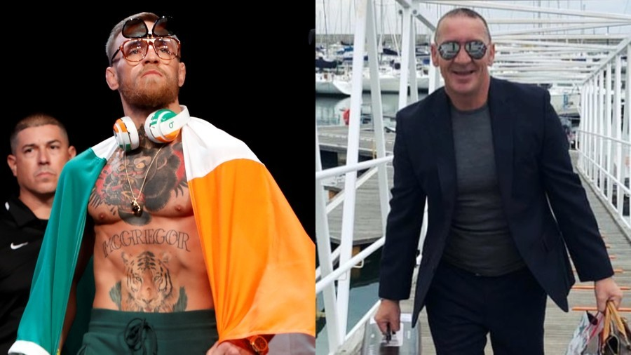 Conor McGregor's 59-year-old dad 'to have a boxing match in December'