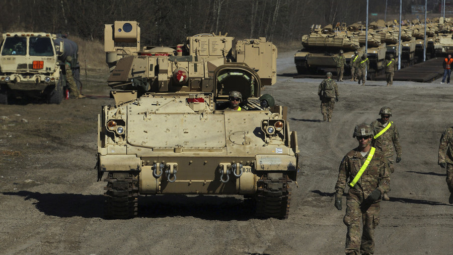 'Obvious threat': Russian officials warn Poland not to proceed with permanent US military base