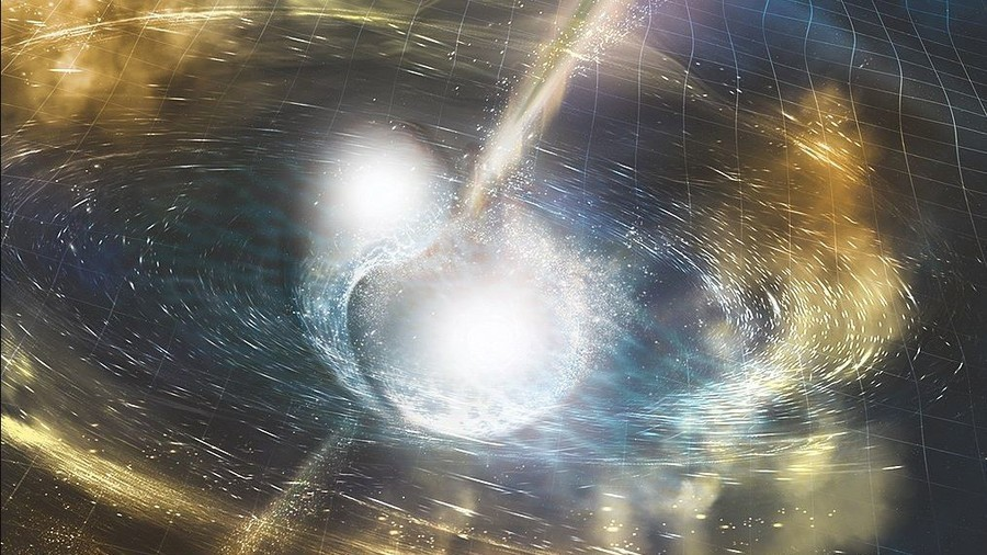 'God of chaos': Milky Way star on the brink of massive gamma-ray supernova explosion