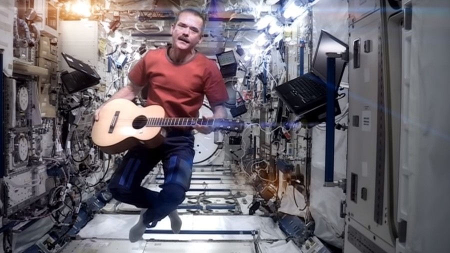 Alien bacteria & a drowning Italian: 5 craziest things from first 20 years on the ISS