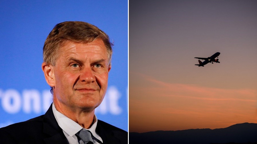 UN environment head resigns after spending almost $500,000 on air travel in less than 2 years