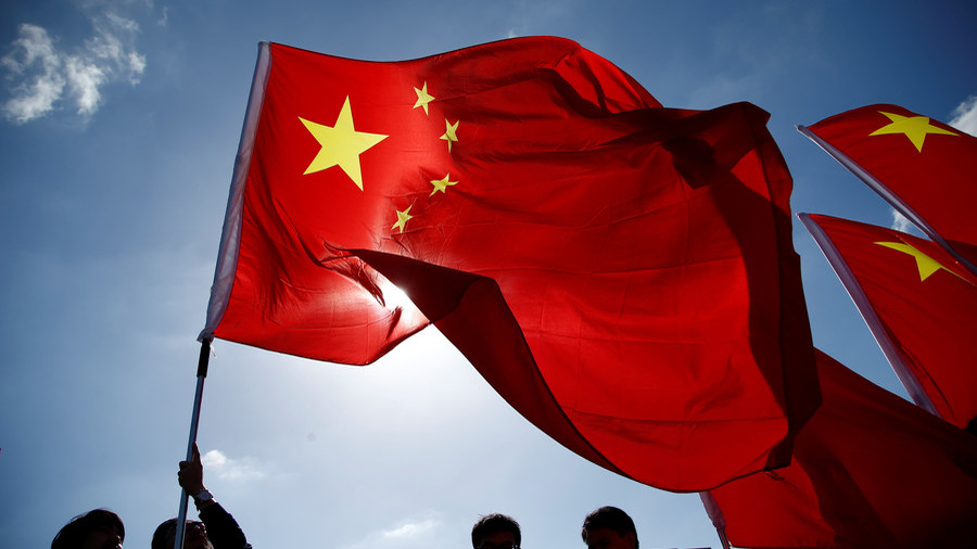 Flag fury: Chinese runner accused of 'lack of patriotism' during controversial end to marathon
