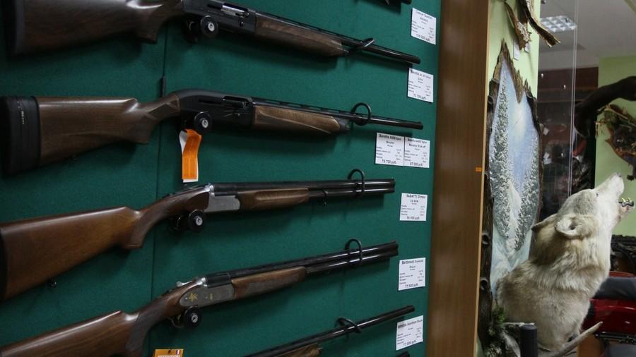 Russian legislators seek to tighten youth gun laws following Kerch massacre