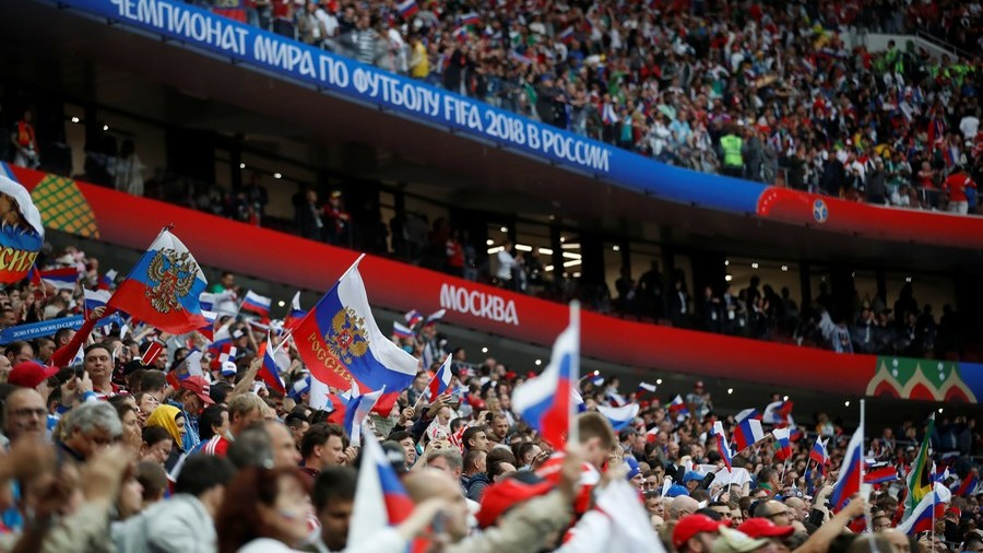 Russian football fans witness racist abuse less often than in UK, says extensive new study