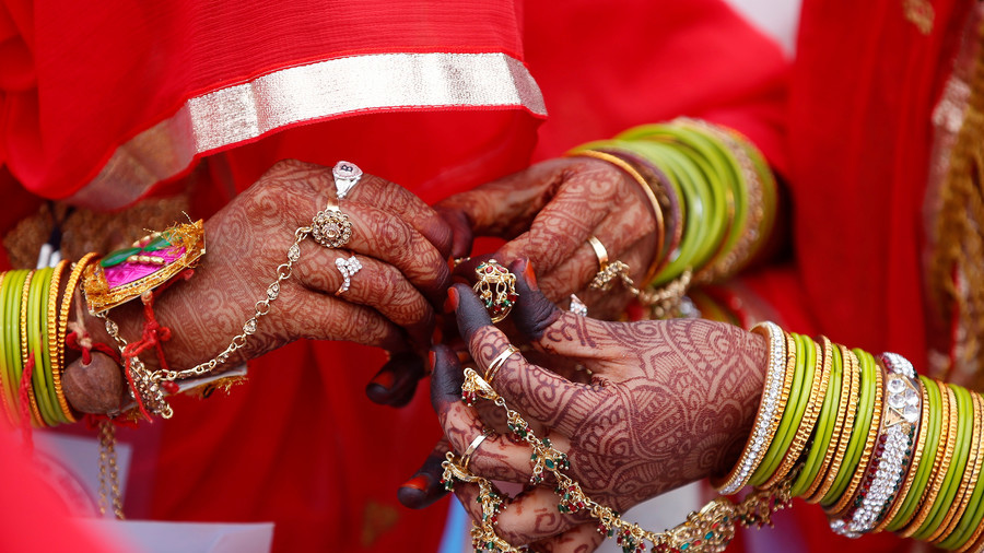 Shotgun wedding? Indian man ties knot with bullet in shoulder after being hit on way to ceremony