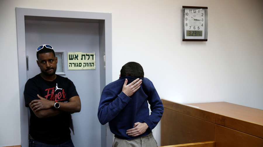 Jewish center bomb hoaxer given 10 years in prison for 2,000 threats worldwide