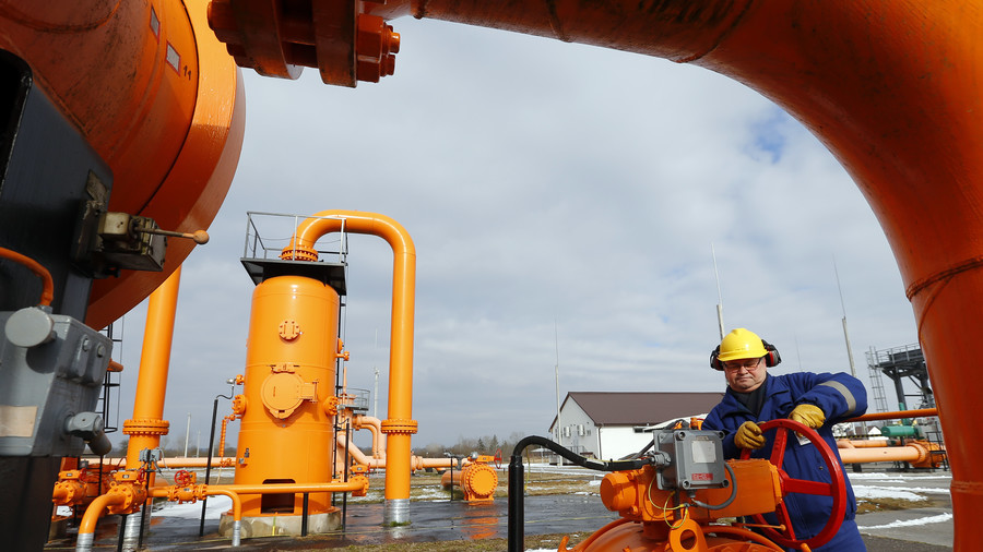 Gazprom stops auction as it's 'sold out' for 2018