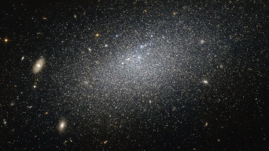 Alien megastructure 2.0? Astronomers hunt for source of old star's strange behavior