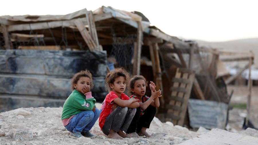 'We're afraid': Palestinian villagers speak to RT as Israel prepares to destroy their homes (VIDEO)