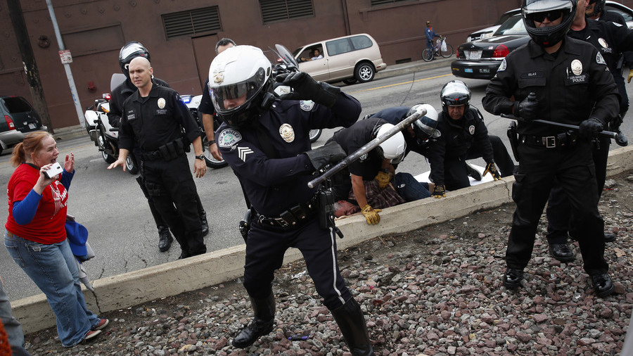 Rampant US police violence prompts nationwide FBI inquiry