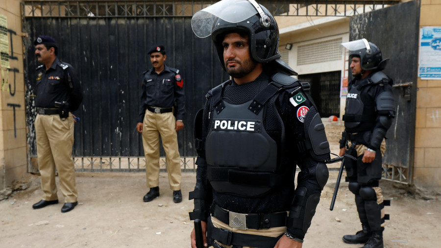 Bomb hidden in vegetables kills at least 20 in Pakistan market