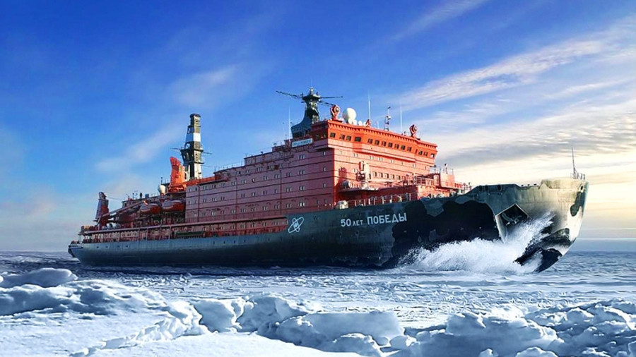 Cargo shipments along Russia's Arctic sea route reach 15 million tons