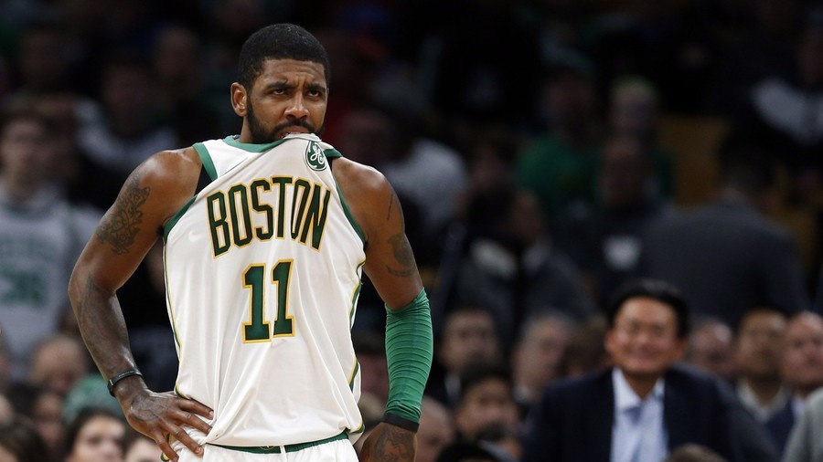 Kyrie Irving won't play past his 'early-to-mid 30s'