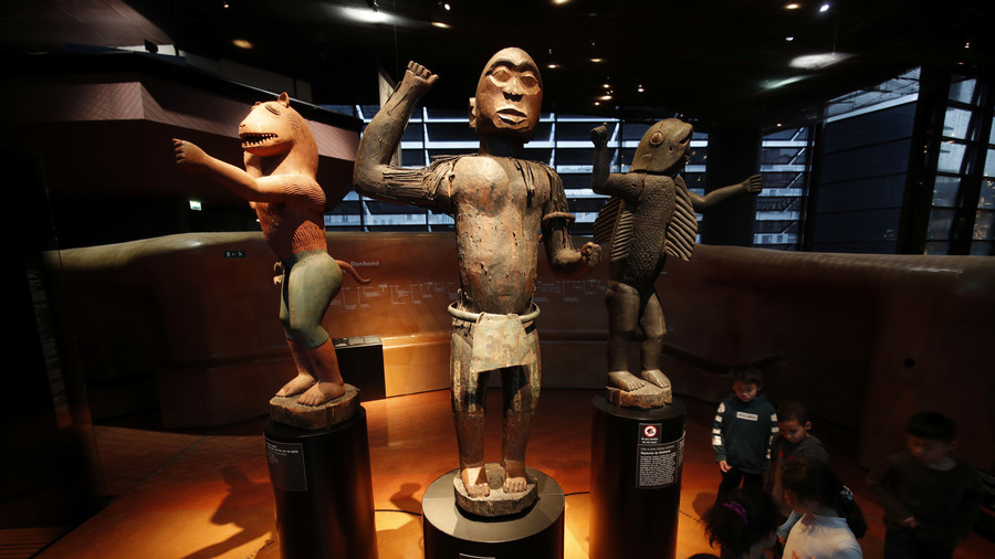 Art decolonization: France to return 26 looted masterpieces claimed by Benin