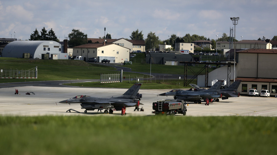 Toxic 'protection': Chemical release blamed on USAF base in Germany