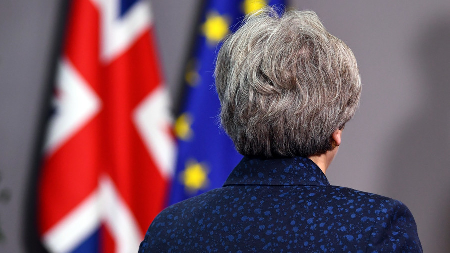Brexit deal will herald a brighter future for Britain, declares May