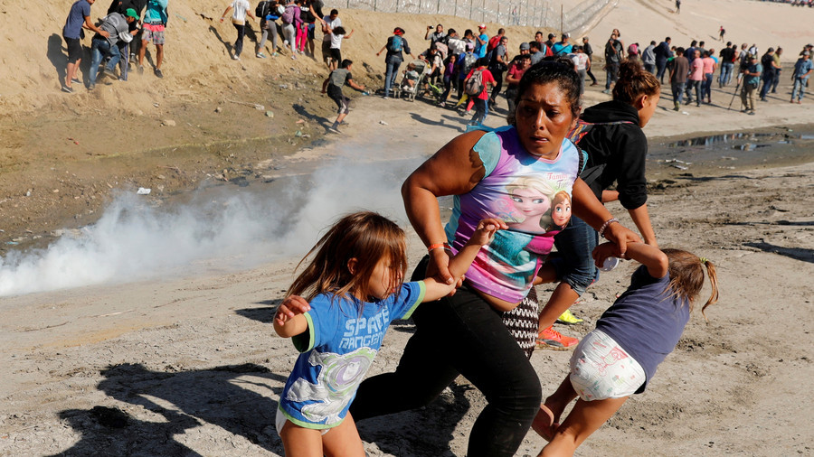 Art of the Narrative: How viral photos of suffering kids shape (& silence) immigration debate
