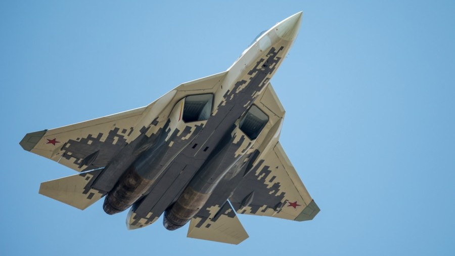 Air-to-surface missile developed for Russian Su-57 jet 'has twice the range' of older projectile