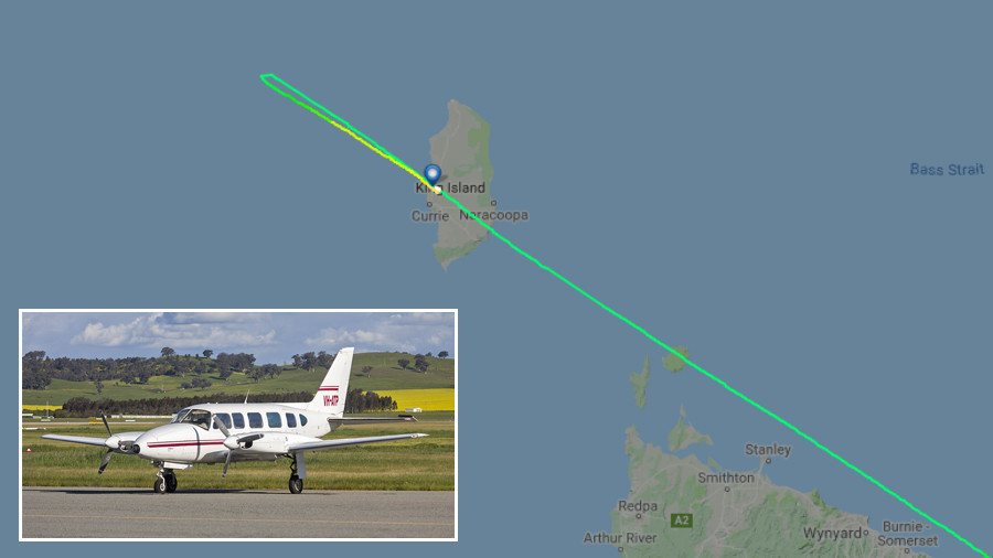 Pilot falls asleep and misses destination by nearly 50km