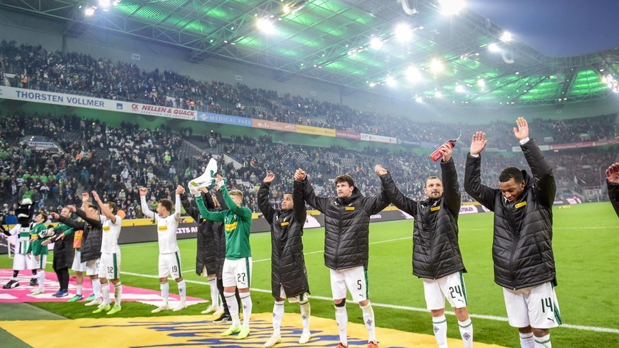 'Man needs his league!': Monchengladbach can 'win' Bundesliga with 50mn retweets
