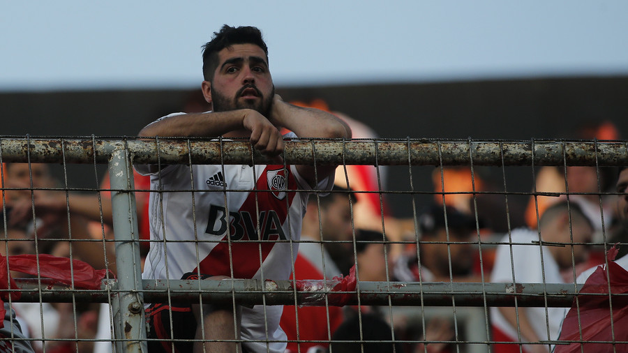 River Plate face disqualification from Copa Libertadores final over fan violence as authority meets