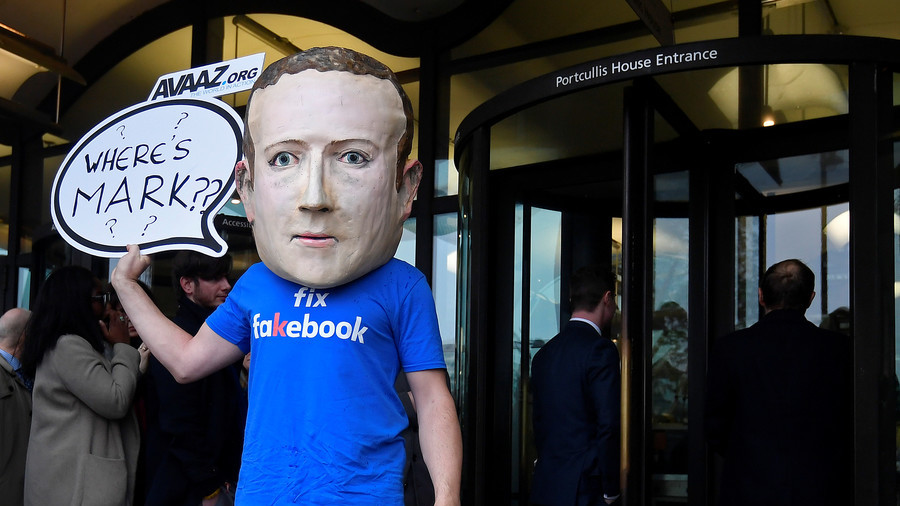 'Where is Mark Zuckerberg?' – lawmakers unite to taunt Facebook founder
