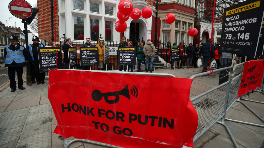 In Her Majesty's service: How UK reportedly pushes anti-Russian propaganda in EU