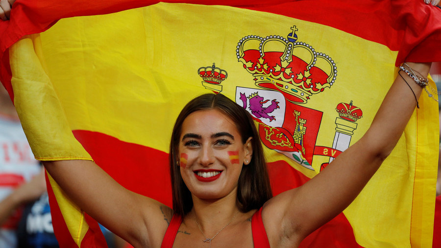 Spanish comedian facing hate crime charge for blowing nose on national flag