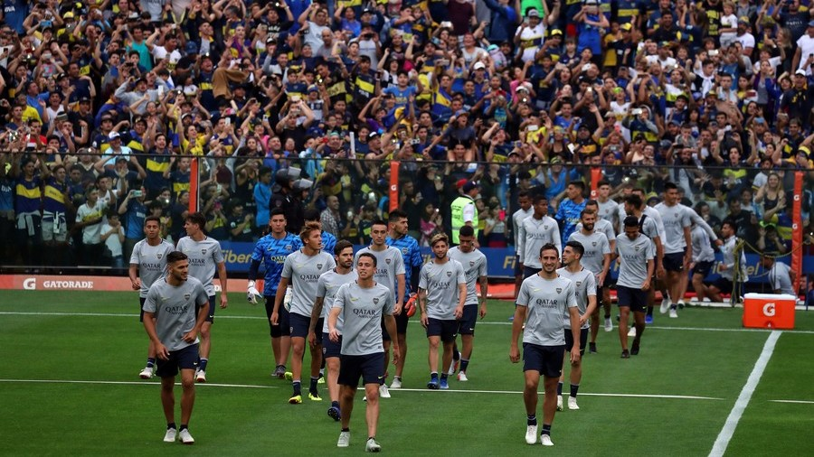 Boca Juniors refuse to play Copa Libertadores final 542accff388