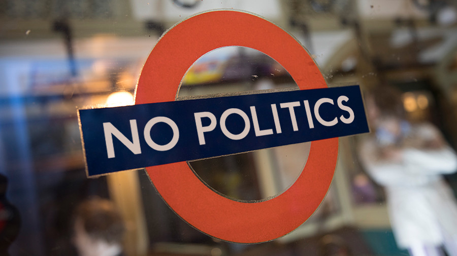 Keep politics out! International bodies should not be used to further anti-Russian agendas