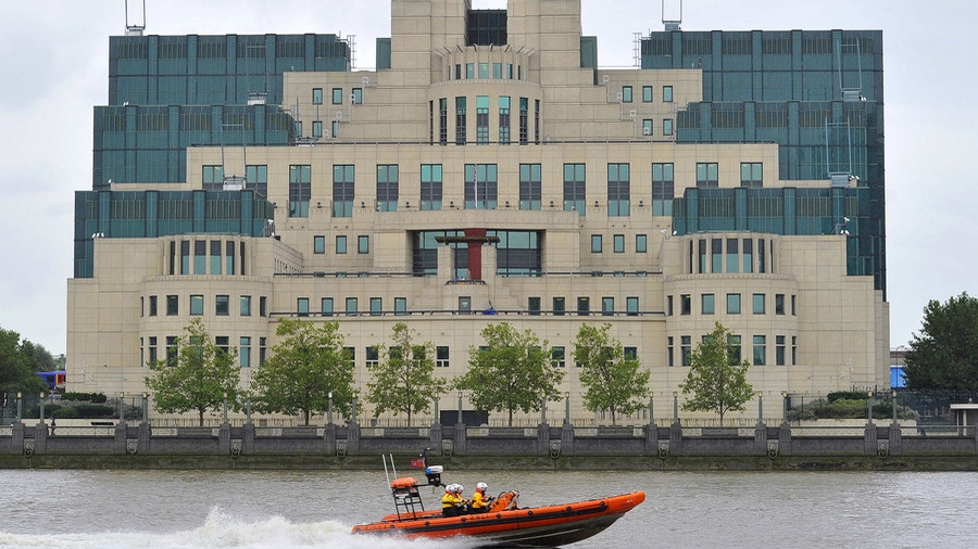 X-ray machines & facial recognition cameras: MI6 architect displays the park of the future
