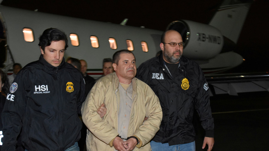 Jets, lions and private beaches: El Chapo's luxury lifestyle laid bare by former henchman