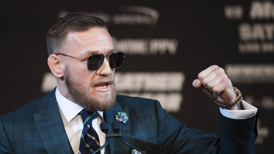 UFC star Conor McGregor slapped with driving ban & fine in Ireland