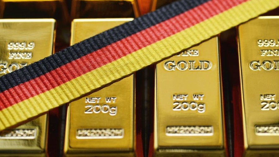 German Finance Ministry unaware that getting gold back from US is 'becoming a hot topic'