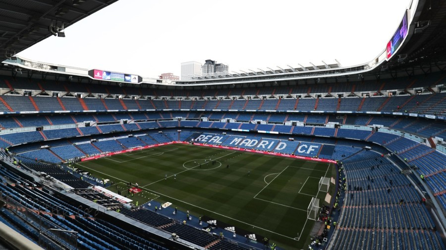 Santiago Bernabeu 'to host delayed Copa Libertadores final'