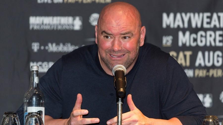 'He should shut the f*** up': Oscar De La Hoya fires back at Dana White's 'cokehead junkie' jibes