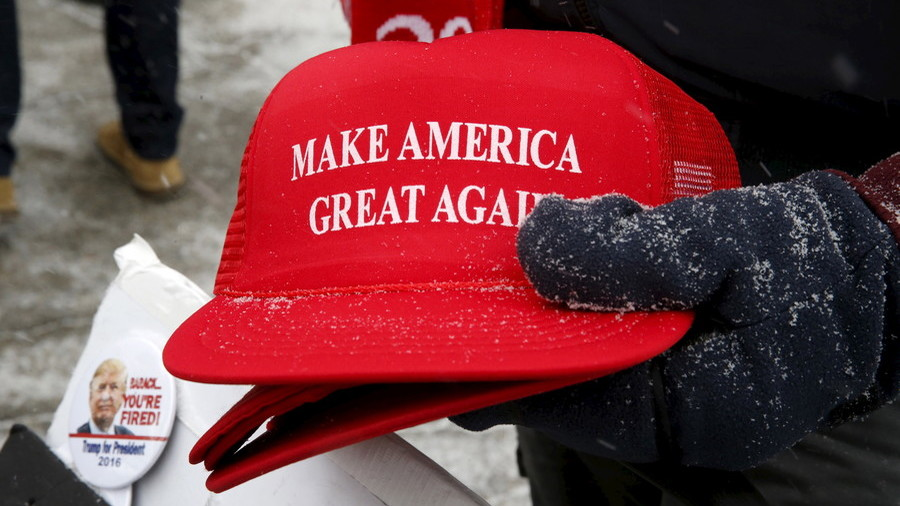Life lesson: Teacher calls student an 'a**hole' for wearing a MAGA hat, classroom evacuated (VIDEO)