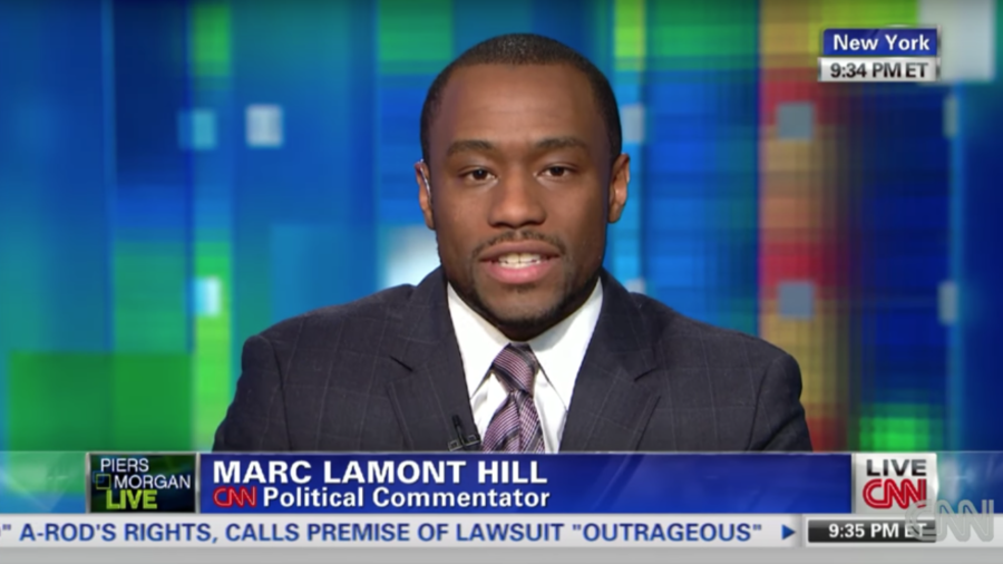 CNN Fires Marc Lamont Hill After Urging Countries to Boycott Israel