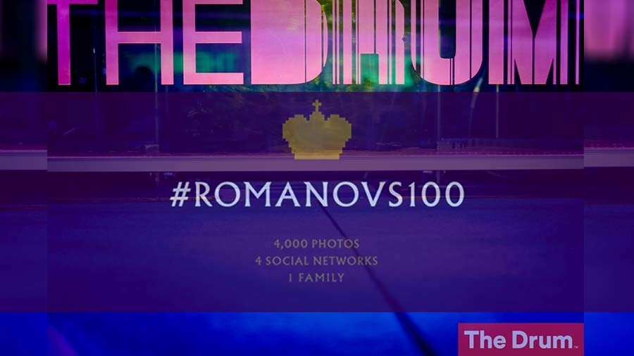 #Romanovs100 wins 'Most innovative use of social' and more in Drum Social Buzz 2018