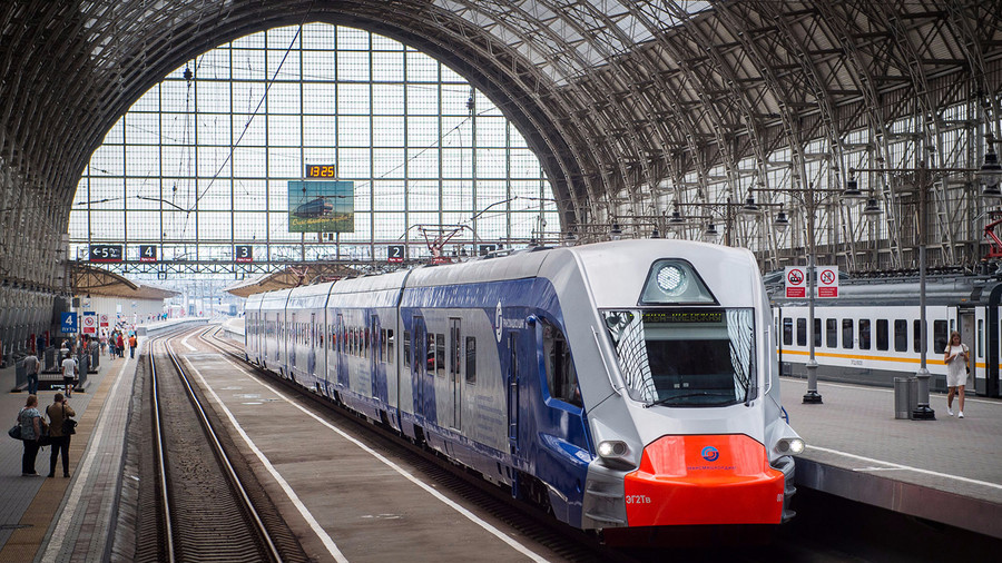 Moscow railroad tests facial recognition payment in pilot project