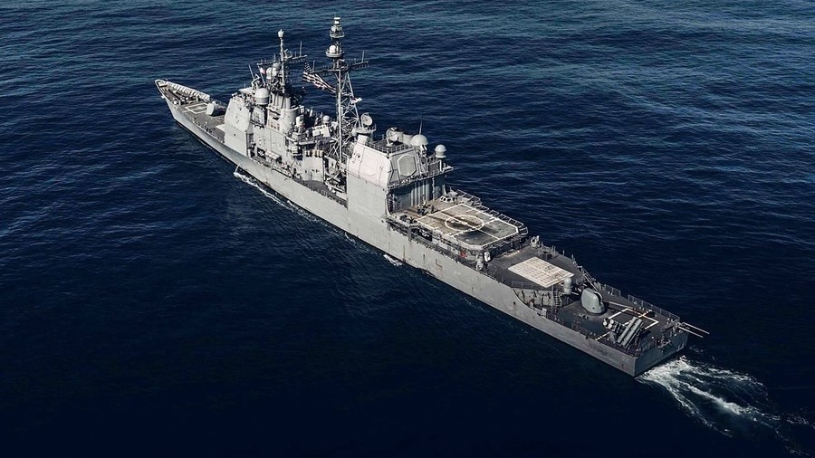 Beijing demands Washington stops 'provocations', scolds US for South China Sea sail by