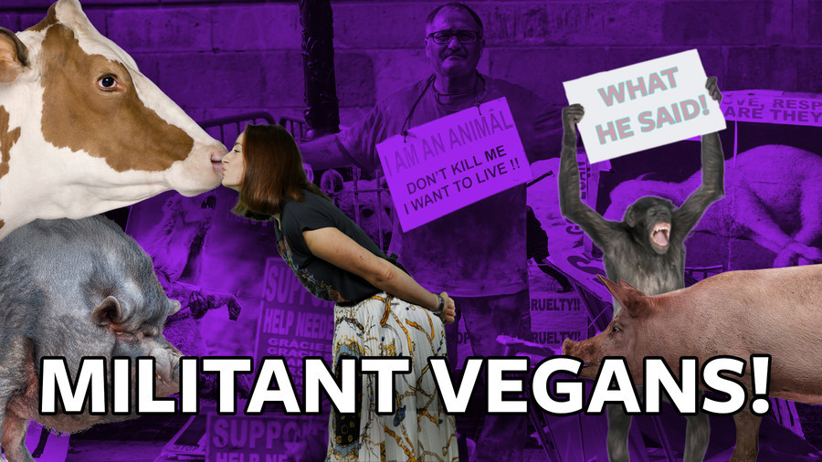 #ICYMI: Militant vegans are putting reputations at steak (VIDEO)
