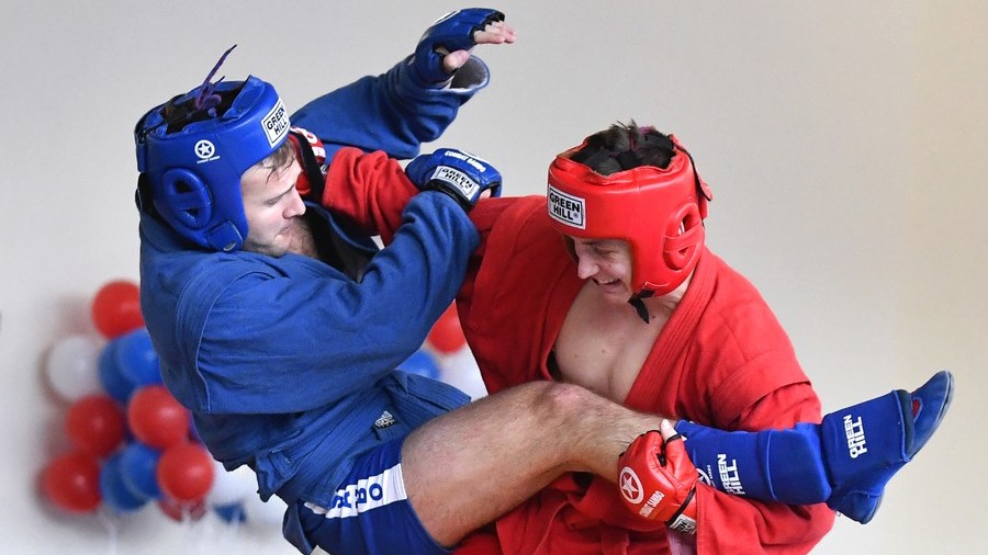 Sambo receives temporary recognition by International Olympic Committee
