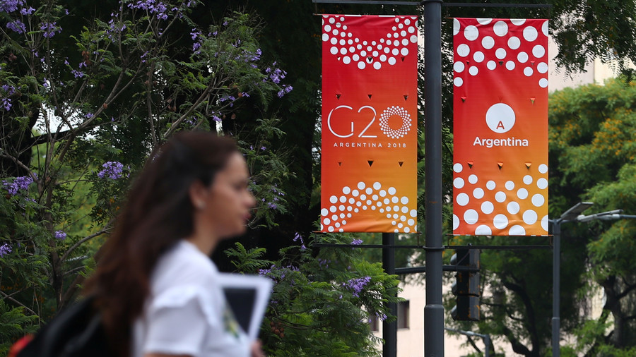 Earthquake hits near Argentina capital as world leaders attend G20 summit