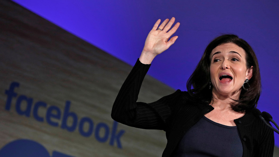 Facebook Confirms Chief Operating Officer Told Staffers to Research George Soros' Financials