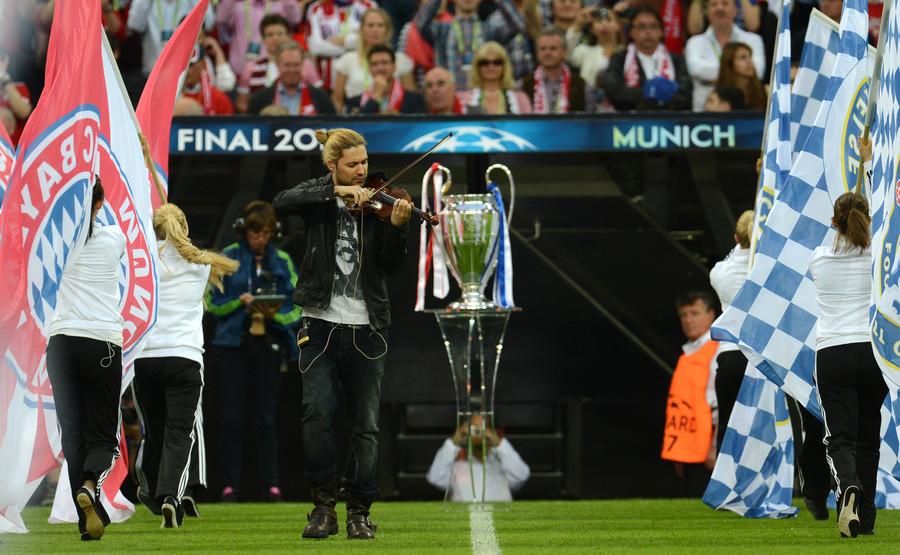 St. Petersburg bids to host 2021 UEFA Champions League ...