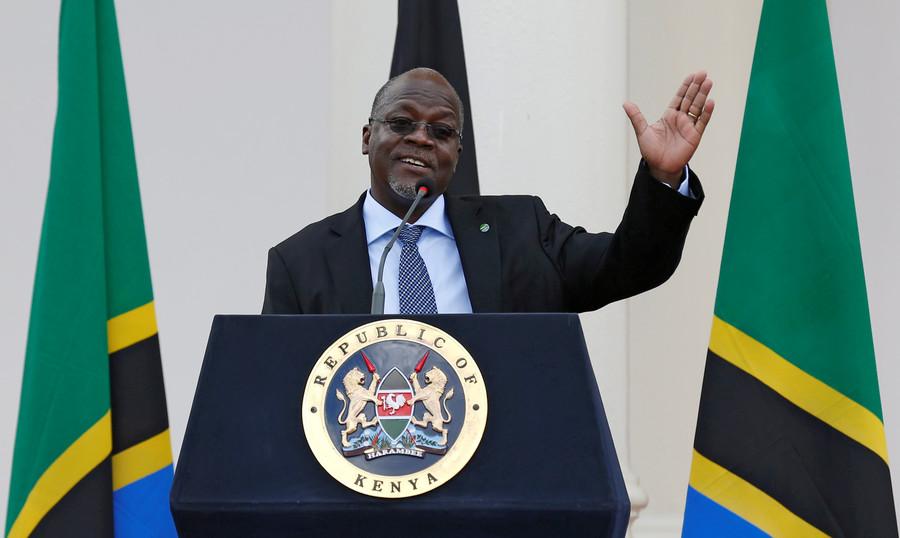 Tanzania launches anti-gay squad to 'hunt down LGBT community' — RT World News