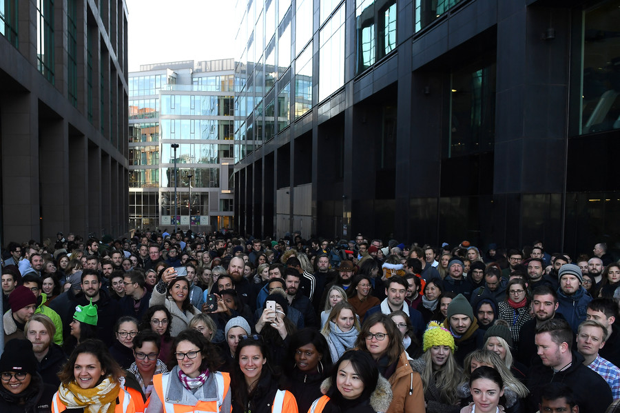 You too: Google staff stage worldwide walkout over sex harassment, mistreatment of women