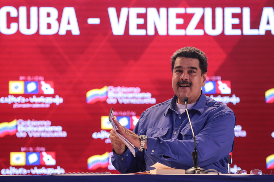 Back to basics: Venezuela wants to barter its crude for goods to bypass US sanctions